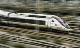 Grève en France: seul un TGV sur huit circulera mardi
