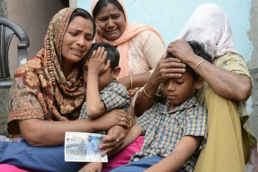 Inde: rapatriement des restes de 38 Indiens tués en Irak