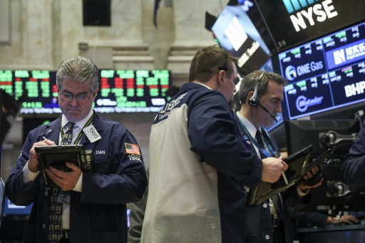 Wall Street rattrapée par les craintes sur le commerce mondial