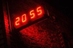 Certaines horloges numériques vont à nouveau devoir être réglées