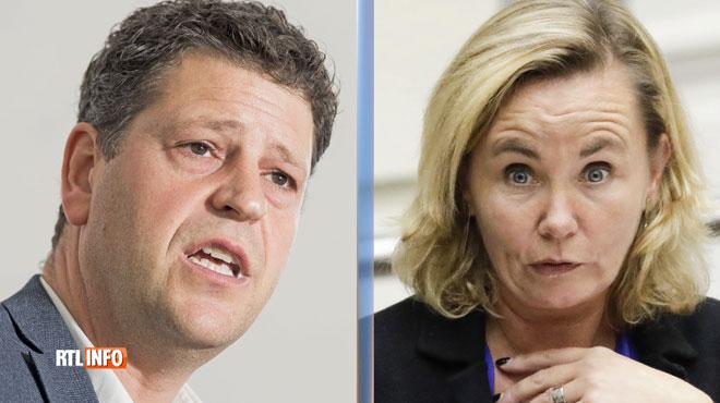 Le magazine Knack révèle une liaison extraconjugale entre Liesbeth Homans (N-VA) et Tom Meeuws (sp.a) pour expliquer les rivalités politiques à Anvers