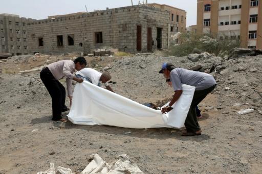 Yémen: des enfants parmi les morts d'une attaque à Hodeida