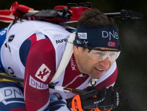 Le légendaire biathlète norvégien Bjoerndalen raccroche à 44 ans