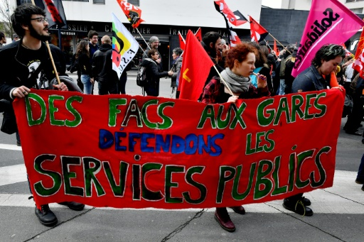Université Paris I: la fac de Tolbiac vote le
