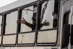 Afrique du Sud: six mineurs tués lors de l'incendie criminel d'un bus