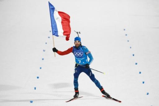 Biathlon: Fourcade