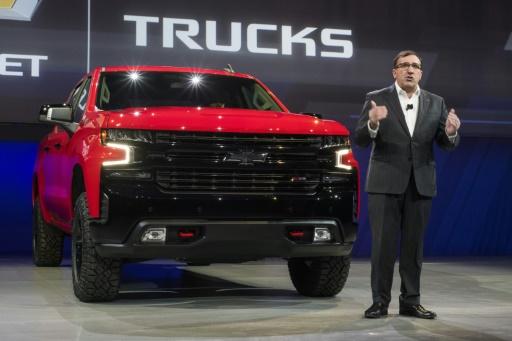 Automobiles: ventes en hausse aux Etats-Unis pour les principaux constructeurs