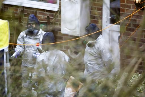 Skripal: le laboratoire britannique sans preuve sur la provenance du poison