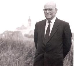 Décès de l'ancien bourgmestre de Louvain Alfred Vansina