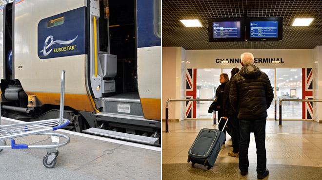 Le rail français à nouveau en grève ce mercredi: quel impact en Belgique ?