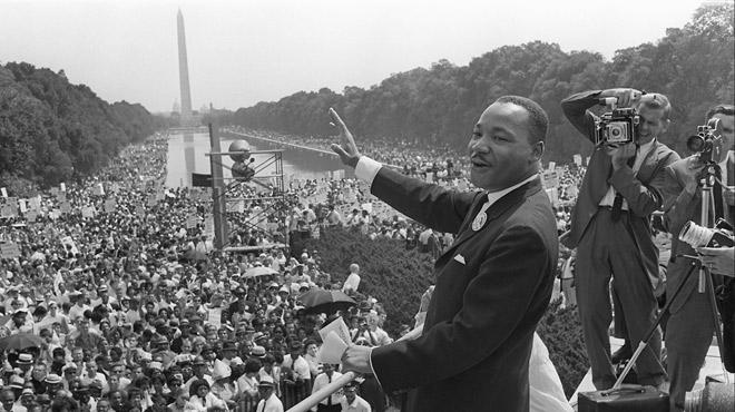 Il y a 50 ans, Martin Luther King était assassiné: l'Amérique d'aujourd'hui affronte les mêmes démons...