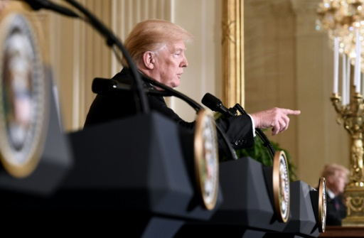 Trump sous enquête mais pas de charges, selon le Washington Post