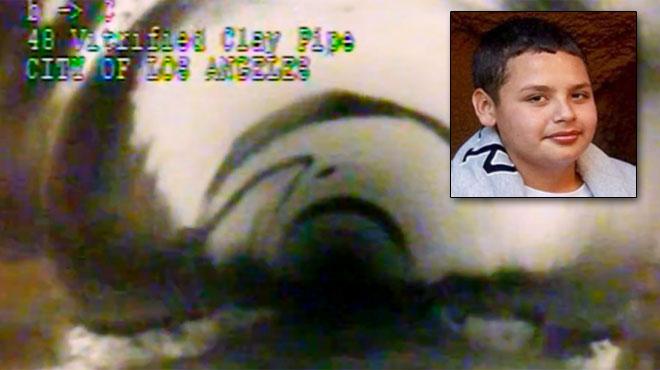 Un adolescent perdu pendant 12 heures dans les égouts de Los Angeles: comment a-t-il atterri là?