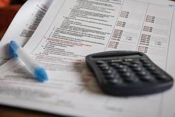 Moins de codes cette année sur la déclaration d'impôt