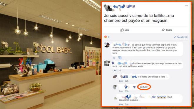 Des parents risquaient de perdre leur liste de naissance à cause de la faillite d'un magasin: le gérant a payé afin qu'ils reçoivent tous leurs cadeaux