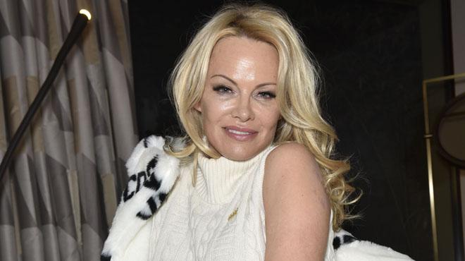 Pour Pamela Anderson, Playboy lui a sauvé la vie