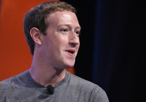 Facebook: Mark Zuckerberg s'expliquera au Congrès le 11 avril