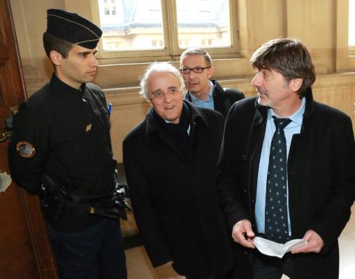 Procès Neyret: l'ex-policier déchu reconnaît son