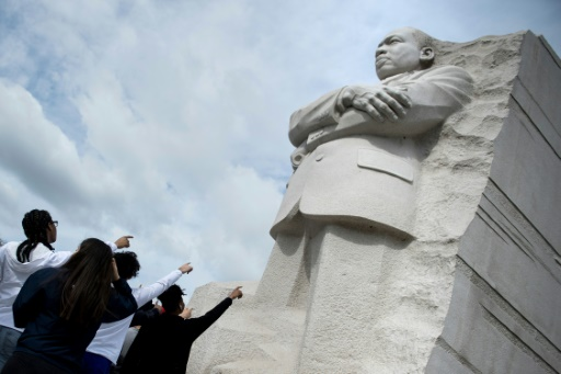 Des mots de Martin Luther King