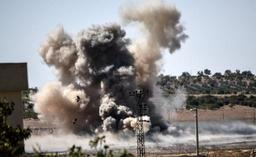 La mission visant à éradiquer l'EI en Syrie