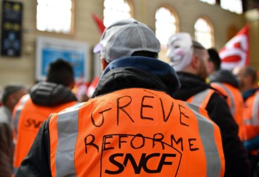 SNCF: une cagnotte de soutien aux grévistes dépasse 220.000 euros