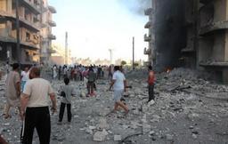 Première mission humanitaire de l'ONU à Raqa depuis la défaite de l'EI