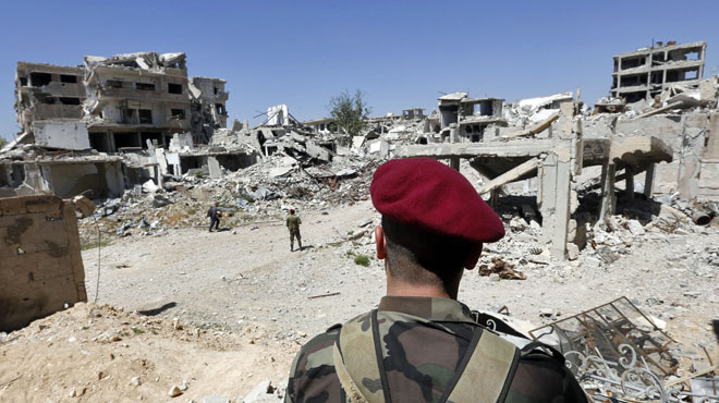 Les rebelles syriens perdent un bastion très important: