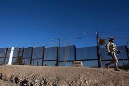 Trump ordonne l'envoi de la Garde nationale à la frontière avec le Mexique