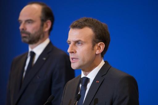 La popularité de Macron et Philippe se redresse
