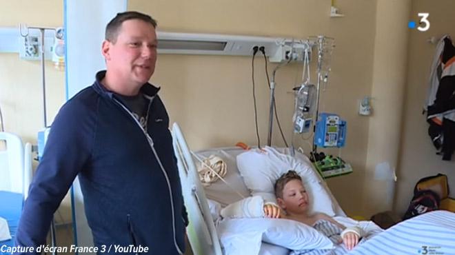 Un Belge de 10 ans fait une terrible chute d'un 'télépulsé' dans les Alpes: