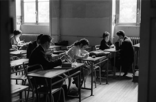 Mai 68 dans les collèges et les lycées: