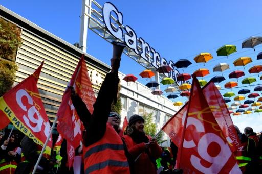Carrefour: après la grève, des