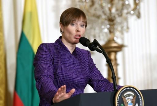 Face à la Russie, l'Estonie réclame des troupes et missiles américains