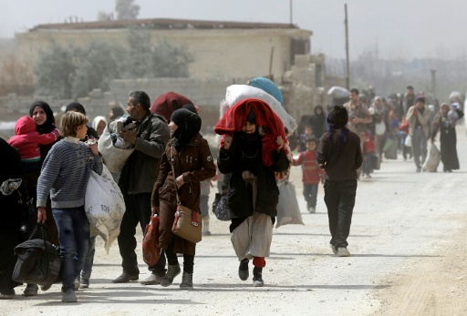 Sur le net, des Syriens en exil sondent une liste de personnes recherchées