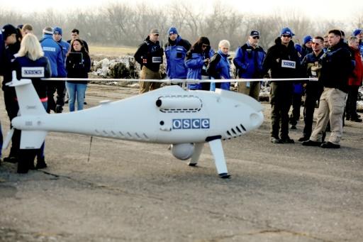 Ukraine: un conflit sous l'oeil des drones