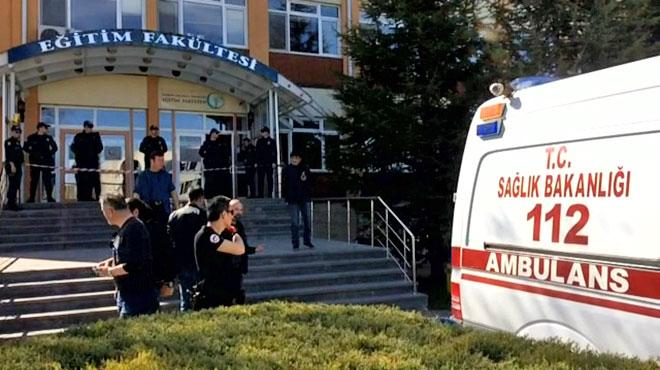 Un tireur abat quatre personnes dans une université en Turquie: