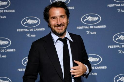 Édouard Baer, maître des cérémonies du 71e Festival de Cannes