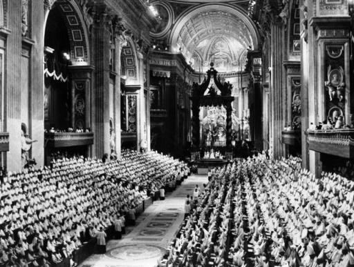 Mai 68: entre crise dans l'Eglise et printemps