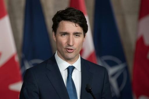 Alena: Trudeau évoque une