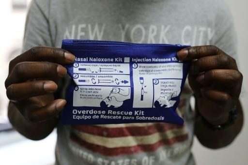 Opiacés: l'administration Trump appelle les Américains à se munir d'un antidote