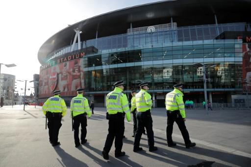 Arsenal-CSKA Moscou: un match sur fond de crise diplomatique