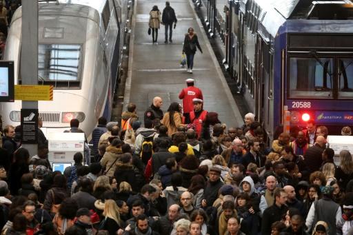 SNCF: 57% des Français trouvent