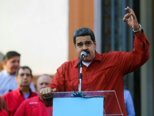 Venezuela: Maduro accuse Macron de
