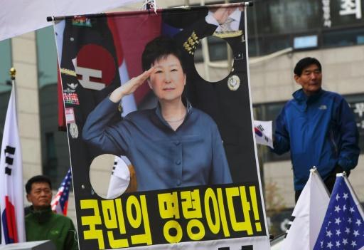 Corée du Sud: l'ex-présidente Park jugée coupable d'abus de pouvoir et de corruption
