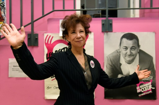 Mort de Véronique Colucci, administratrice des Restos du coeur et ex-femme de Coluche