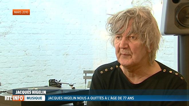 Le chanteur Jacques Higelin est décédé à l'âge de 77 ans
