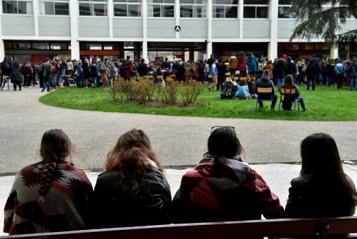 Université: début du classement des dossiers, au cœur de la réforme contestée