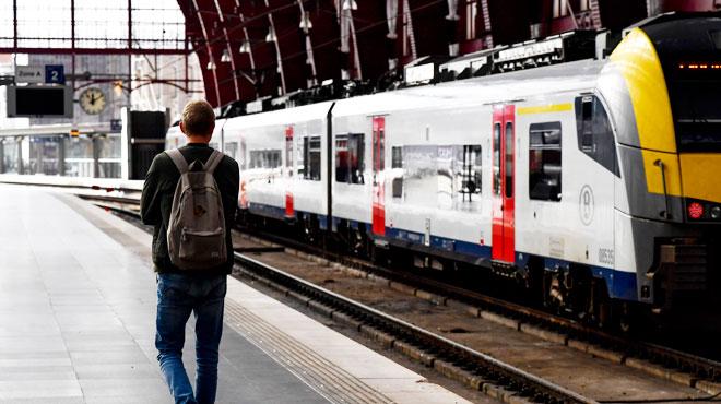 Pourquoi les tickets de trains pour circuler dans le Benelux sont-ils plus cher à la SNCB qu'à la société du rail néerlandais?