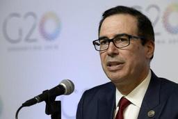 USA: une guerre commerciale avec la Chine est possible, selon le secrétaire au Trésor