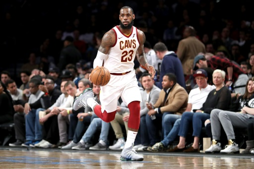 JO-2020: les Etats-Unis avec LeBron James et les stars NBA présélectionnés